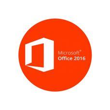 Пакет Microsoft Office 2016