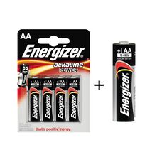 Батарея Energizer Alkaline Power 4+1xAA