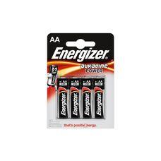 Батарея Energizer Alkaline Power 4xAA
