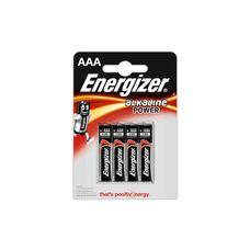 Батарея Energizer Alkaline Power 4xAAA