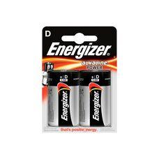 Батарея Energizer Alkaline Power 2xD