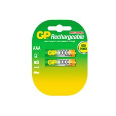 Батарея GP ReCyko AAAx2 (перезаряжаемая)...