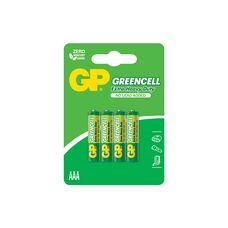 Батарея GP GreenCell 4xAAA