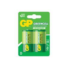 Батарея GP GreenCell Dх2