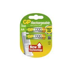 Батарея GP ReCyko AAx2 (перезаряжаемая)