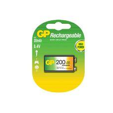 Батарея GP 20R8H-U1 6F22 8.4V (перезаряжаемые)