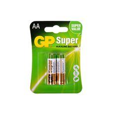 Батарея GP Super Alkaline 2xAA...