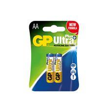 Батарея GP Ultra Plus Alkaline 2xAA...