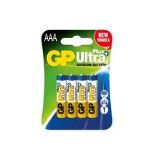 Батарея GP Ultra Plus Alkaline 4xAAA...