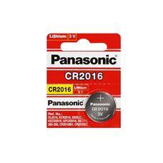 Батарея Panasonic Lithium Coin 1xCR2016