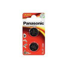 Батарея Panasonic Lithium Coin 2xCR2032