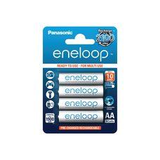 Батарея Panasonic Eneloop AAx4 (перезаряжаемая)