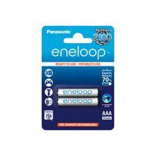 Батарея Panasonic Eneloop AAAx2 (перезаряжаемая)