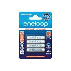 Батарея Panasonic Eneloop AAAx4 (перезаряжаемая)