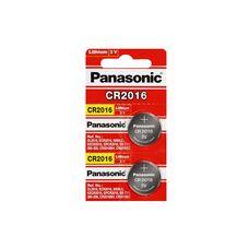 Батарея Panasonic Lithium Coin 2xCR2016