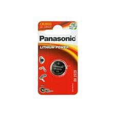 Батарея Panasonic Lithium Coin 1xCR2032