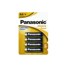 Батарея Panasonic Alkaline Power ААх4
