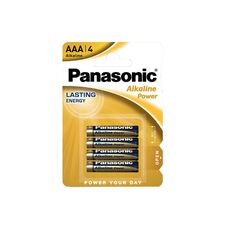 Батарея Panasonic Alkaline Power АААх4