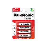 Батарея Panasonic Zinc Carbon AAх4...