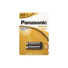 Батарея Panasonic Alkaline Power АААх2