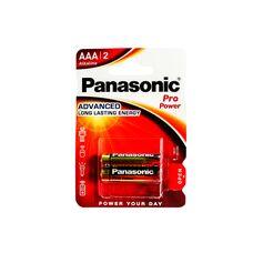 Батарея Panasonic Pro Power АААх2