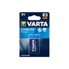 Батарея Varta LongLife Power 1х9V