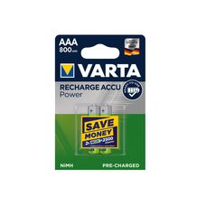 Батарея Varta Accu Power AAAx2 (перезаряжаемая)