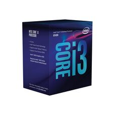 Процессор Intel® Core™ i3-8100