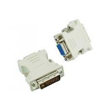 Адаптер DVI-D в VGA (24+1 pin)...
