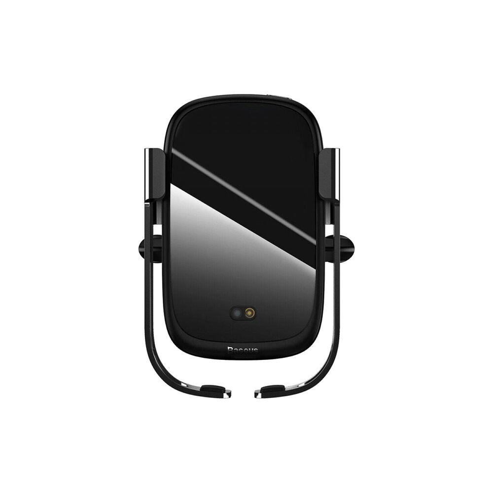 Беспроводное ЗУ Baseus Rock-solid Electric Holder Wireless charger
