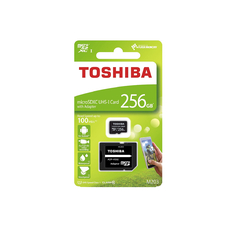 Карта памяти Toshiba 256 Гб