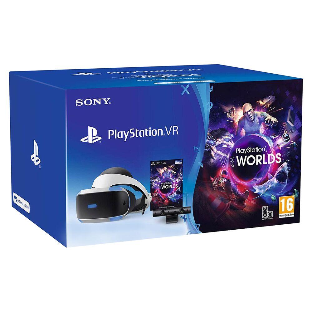 Комплект Sony PS VR Starter Pack
