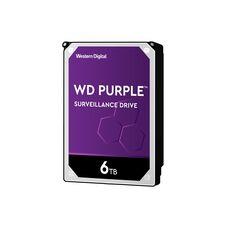 Жесткий диск для ПК WD Purple™ Surveillance 6 TБ 3.5''