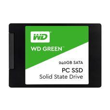 Накопитель SSD WD Green 120ГБ