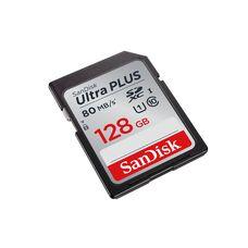 Карта памяти SanDisk Ultra 128 ГБ