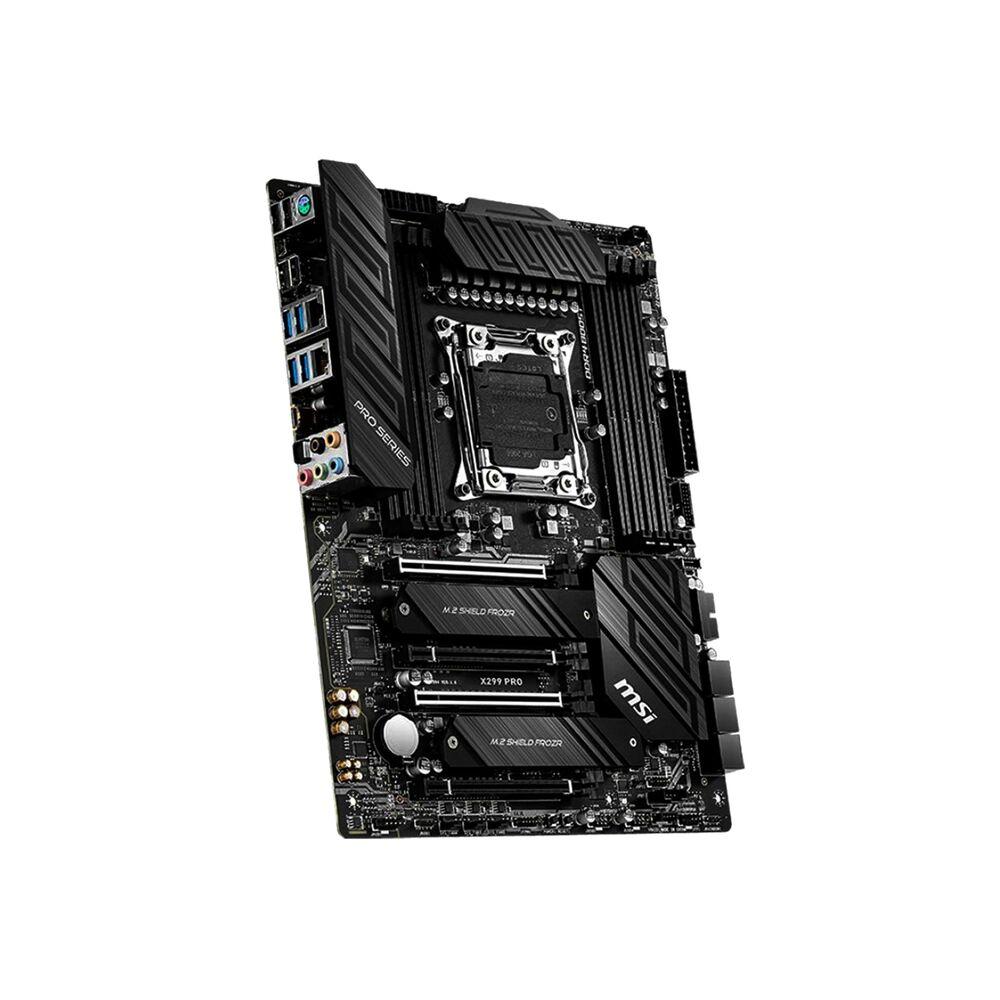 МП MSI X299 Pro