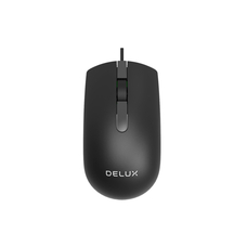 Мышь Delux DLM-322BU
