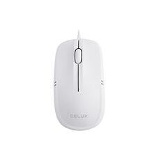 Мышь Delux DLM-136BU