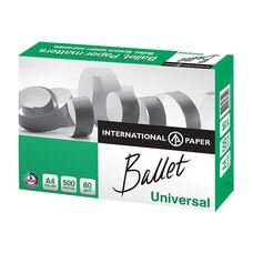 Бумага Ballet Universal А4