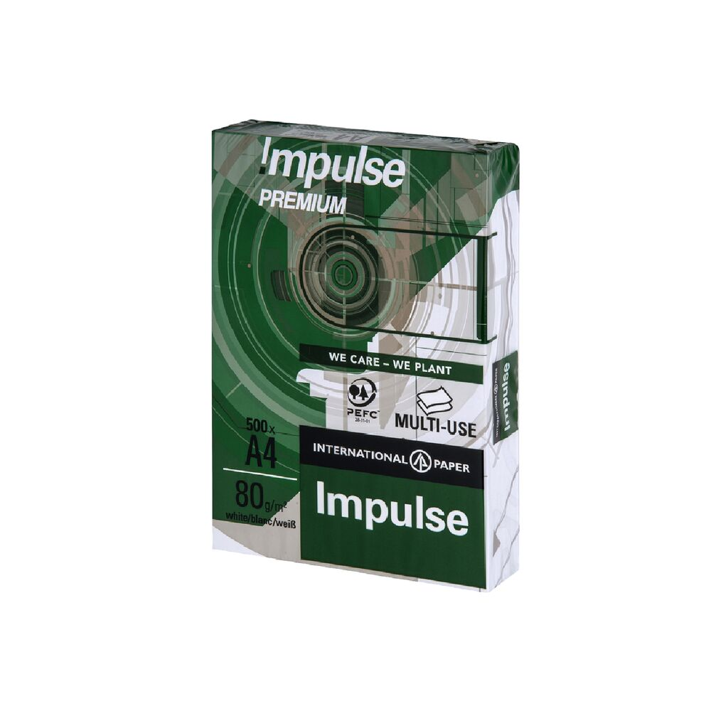 Бумага Impulse Premium A4