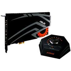 Звуковая карта Asus Strix Pro PCI Express 7.1-канальная