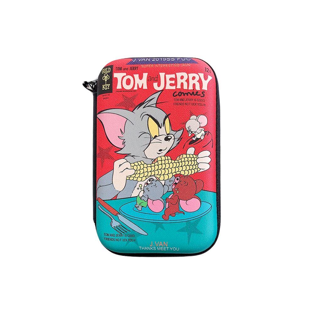Чехол для ЖД Tom & Jerry