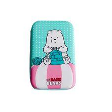 Чехол для ЖД We Bare Bears with Knitting Needles...