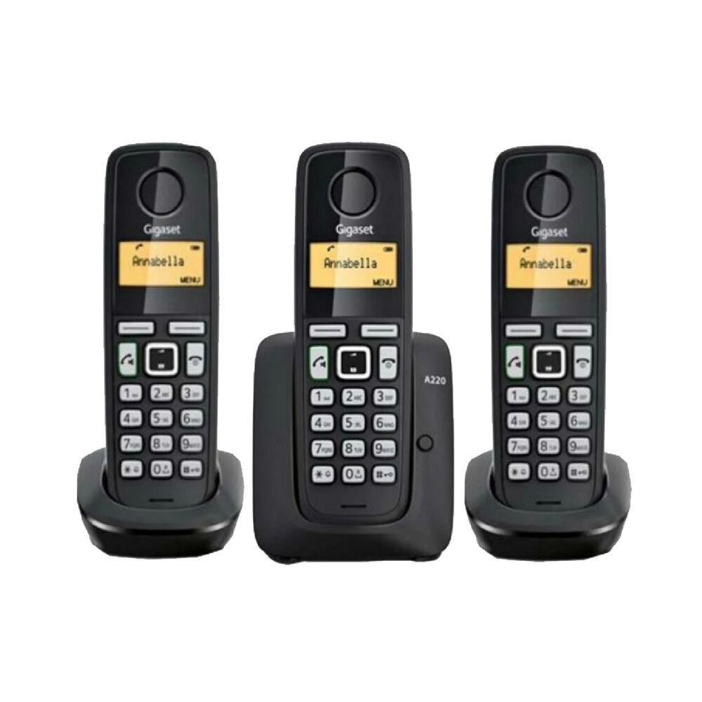 Радиотелефон Gigaset A220 Trio