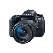 Фотокамера Canon EOS 77D 18-135mm Kit...
