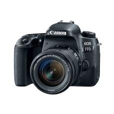 Фотокамера Canon EOS 77D 18-55mm Kit...