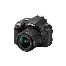 Фотокамера Nikon D3300 18-55mm VR II Kit