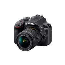 Фотокамера Nikon D3400 18-55mm
