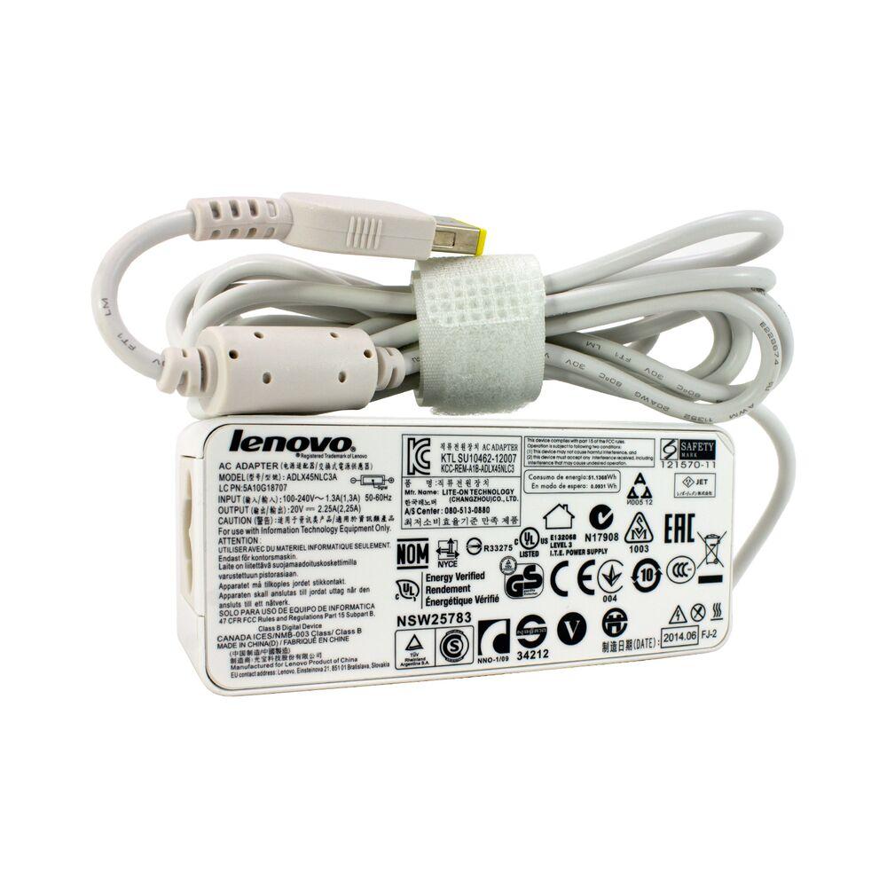 ЗУ Lenovo - 20V 2.25A