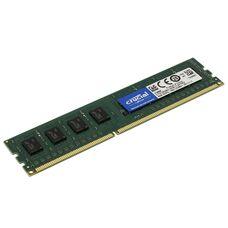 ОП для ПК Crucial 4 ГБ DDR3-1600 МГц